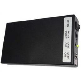 Three Way Output DC 5V 9V 12V 6500mAh