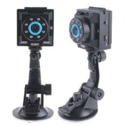 HD 2.5 Inch Car DVR 8 LED Nightvision Camera Video Recorder