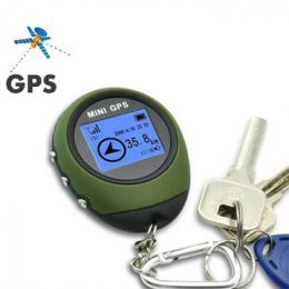Mini GPS Receiver with With Location Finder