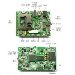 DVR Recorder Board