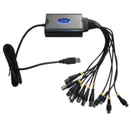 8CH USB DVR with H.264