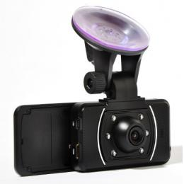 Smart Car Blackbox DVR with GPS