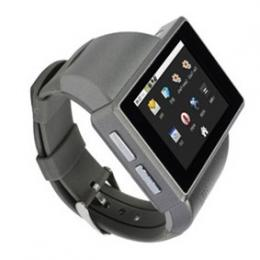 Smart phone watch with Android 2.2 OS,  WIFI, GPS