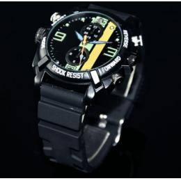 1080P Sport Watch DVR with Night Vision--16GB