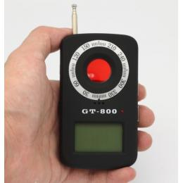 Wireless Signal and Camera Lens Detector Intelligent 50MHz - 6000MHz