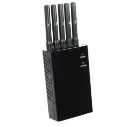 Mobile Phone Jammer For 3G, GPS, WiFi