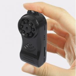 H.264 1080P Mini WiFi Camera with 940nm IR Light