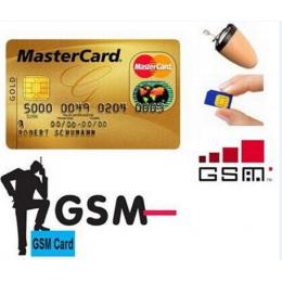 GSM ID Card with Bluetooth