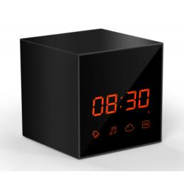 HD 720P H.264 Smart WiFi Clock Camera