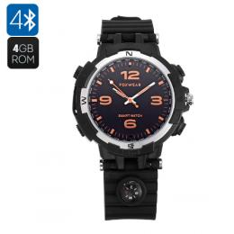 Smart Bluetooth MP3 Watch